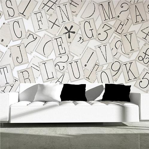 Typo 2 64 Piece Creative Collage