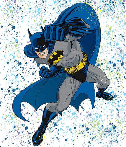 Chloe Rox - Batman Limited Edition Print