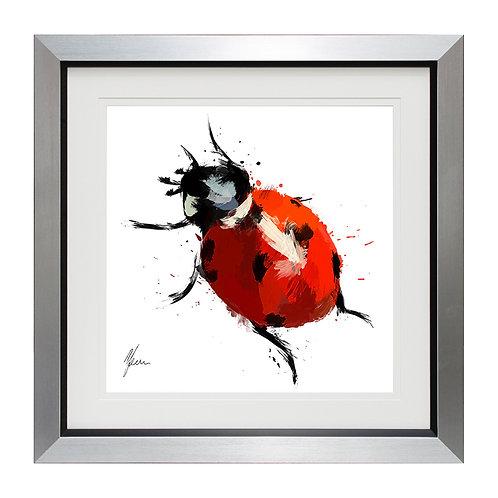Ladybird Framed Wall Art