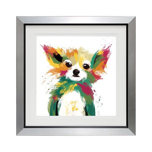 Chihuahua Framed Wall Art