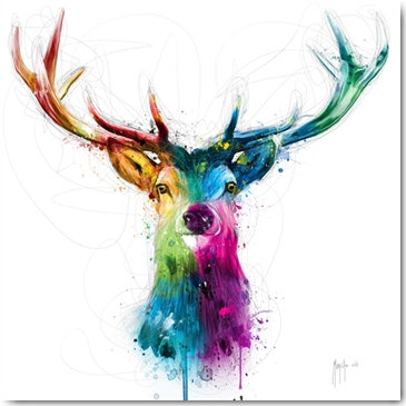 Patrice Murciano STAG Framed Wall Art