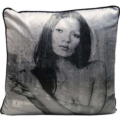 Dirty Hans Kate Moss 2 Feather Filled Cushion