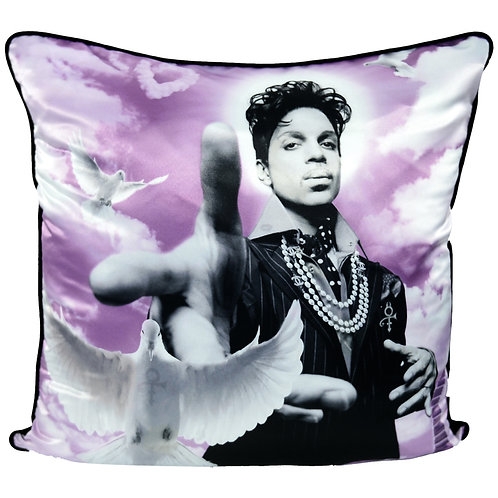 Dirty Hans Prince Feather Filled Cushion