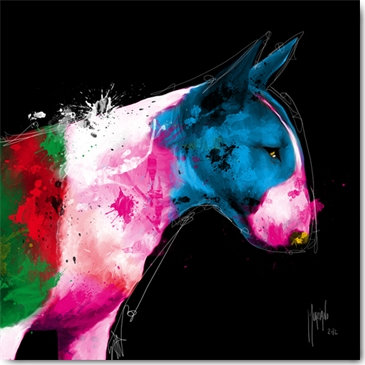 Plexi Collection - Bull Pop