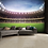 Thumbnail: Football Stadium Feature 4 Piece Wall Mural