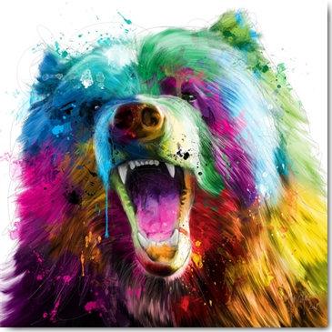 Plexi Collection - Bear Pop