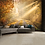 Thumbnail: Autumn Forest Woodland Feature 4 Piece Wall Mural