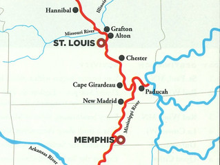 On the Road Again: Mississippi Cruise