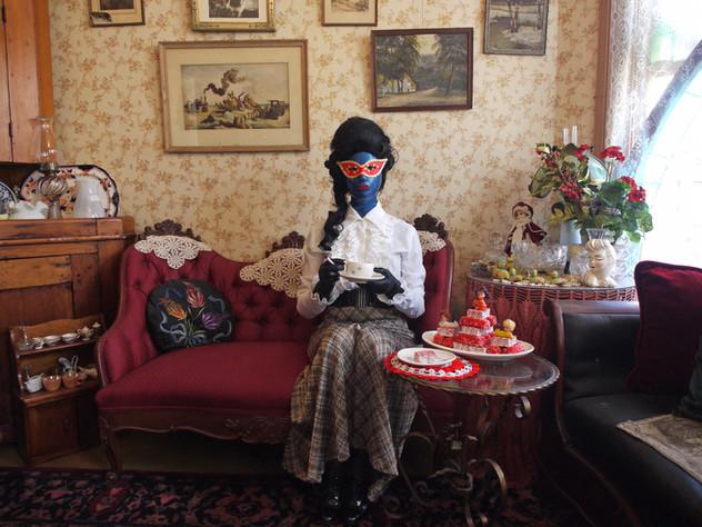 """Tea Break"". Digital photograph."