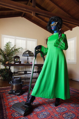 """""""Household Chores #3"""". Digital photograph for SOVA Magazine 'Adult' issue."""