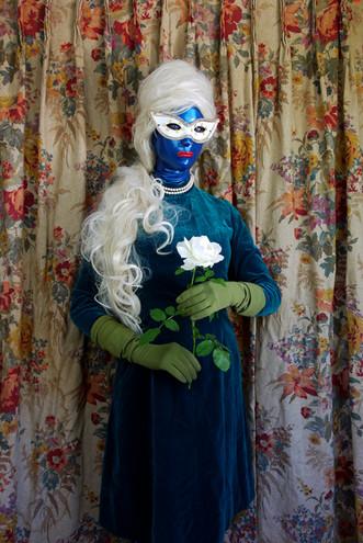 """Desiree's Rose"". Digital photograph."