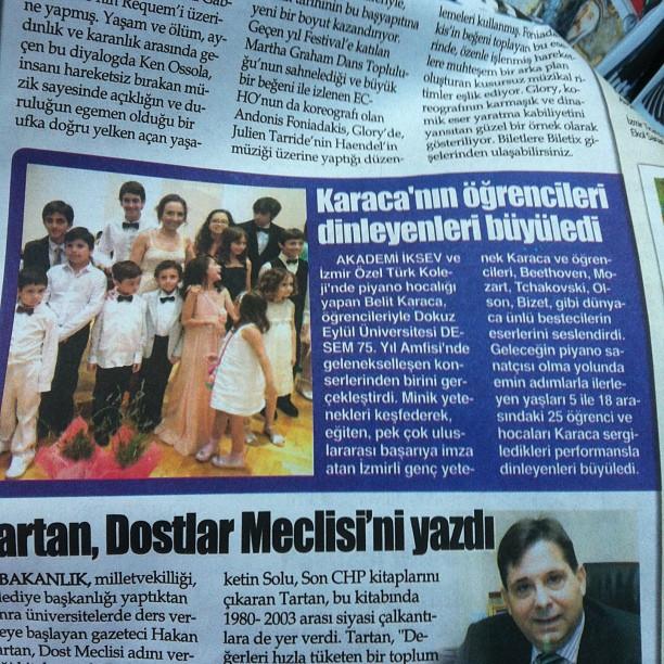 02.07.2015 Dokuz Eylul Gazetesindeki Kon