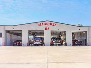 Magnolia, Texas Firehouse