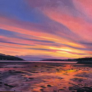 Blushing Skies, Holy Loch