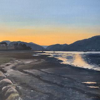 Low Tide, Holy Loch