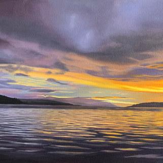 Sunrise on the Clyde, Kirn