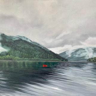 Obsidian Water, Loch Eck