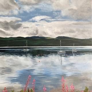 Loch Fyne in Bloom, Strathlachlan