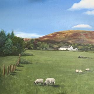 Argyll Farmhouse, Colintraive