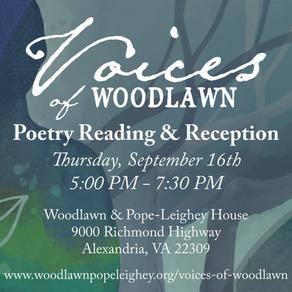 Voices of Woodlawn Exhibit
