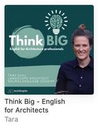 Think Big - English for Architects