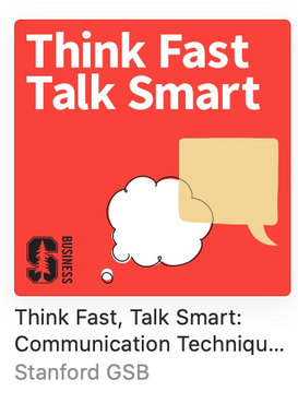 Think Fast Talk Smart