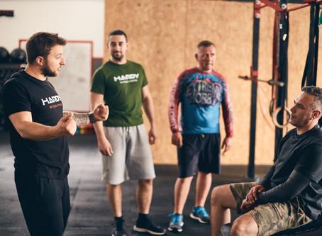 Trening dla osób 30+