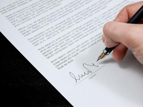 כתיבת מכתב רשמי (על רקע משבר הקורונה ובכלל)