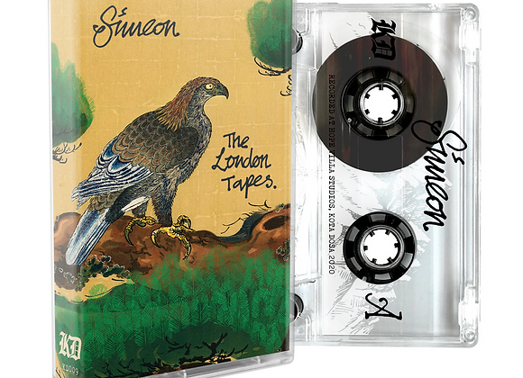 'THE LONDON TAPES' CASSETTE