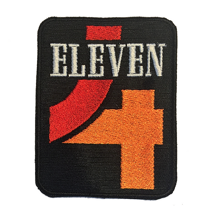 'ELEVEN 4' PATCH
