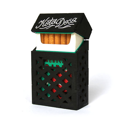 '45 CRATE' CIGARETTE CASE