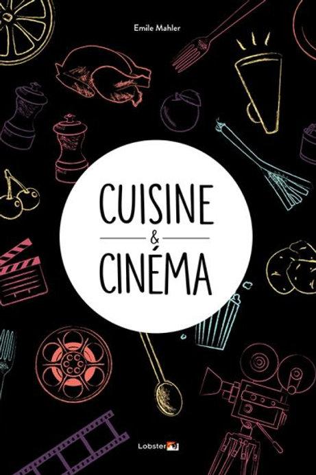 Cadeau fun -livre de recettes inspirées du cinéma