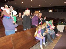 Messy Church: Christmas Theme