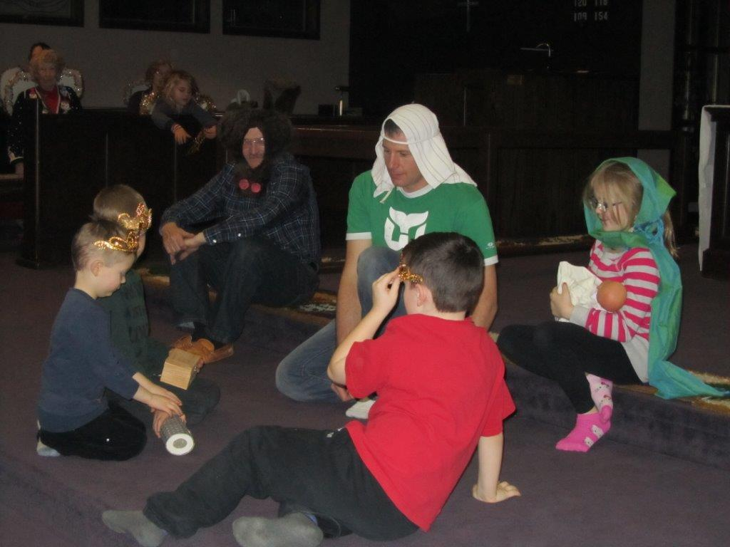 Messy Church: Christmas Theme