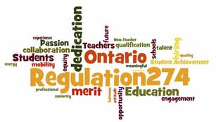 Regulation 274