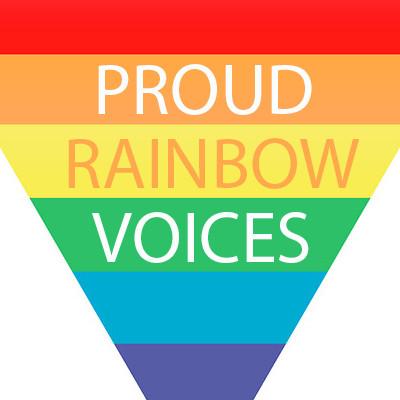 Proud Rainbow Voice