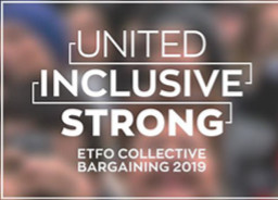ETFO Collective Bargaining