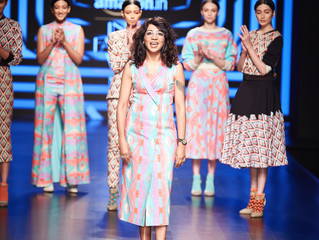 Saaz by Ankita D2 Amazon Fashion Week18