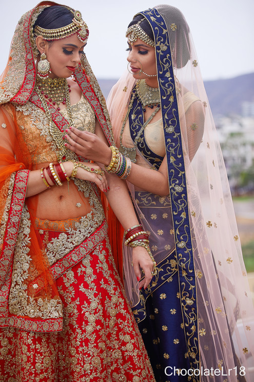 indian wedding couture