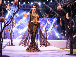 Rohit Verma concluded DNA fashion Connect as Grand finale designer