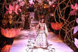 Actress Sonam kapoor for Rohit bal