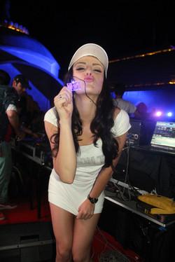 Fashion tv Dj Candice