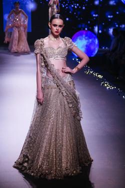 BMW bridal India fashion week