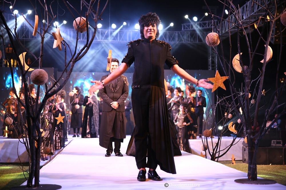 rohit verma at grans finale