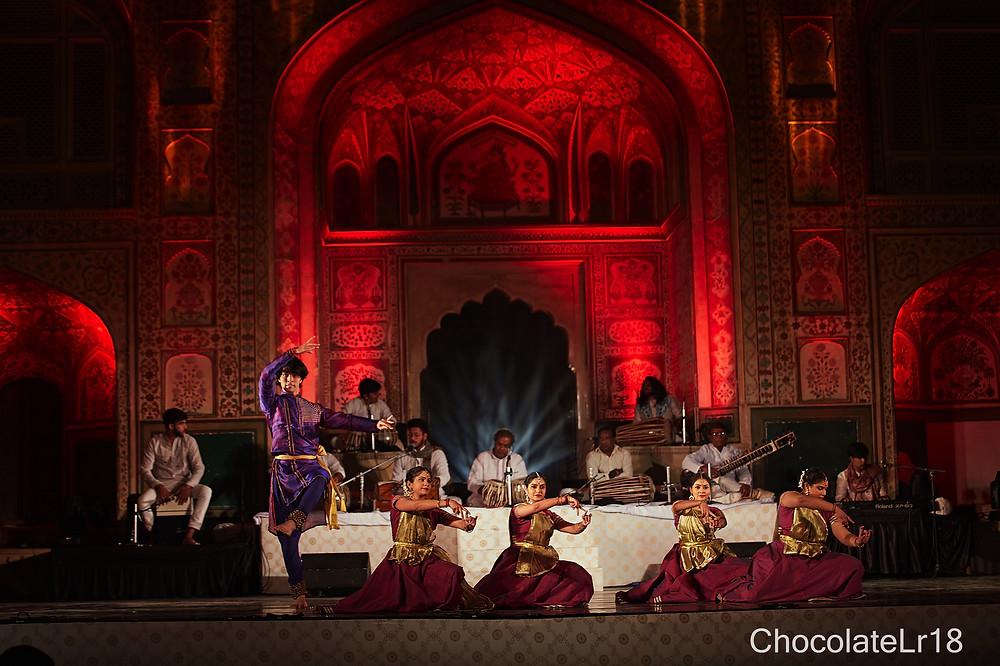 kathak lord krishna story