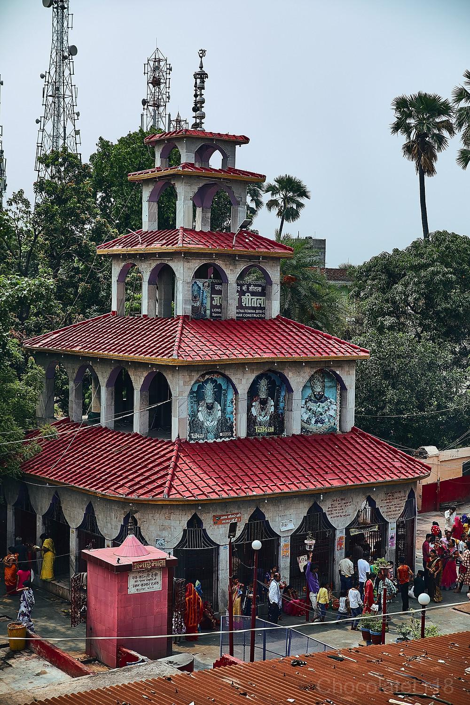 Samrat Ashuk kua temple patna patliputra