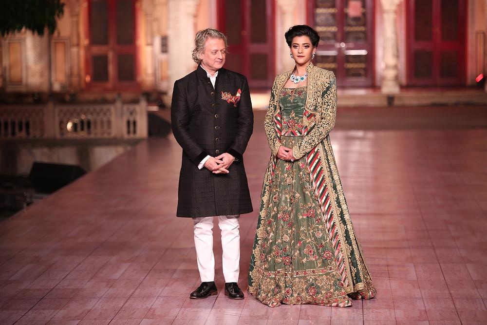 rohit bal at jaipur foundation day