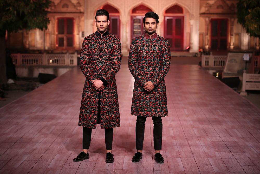 rohit bal mens wear at city palace jaipur