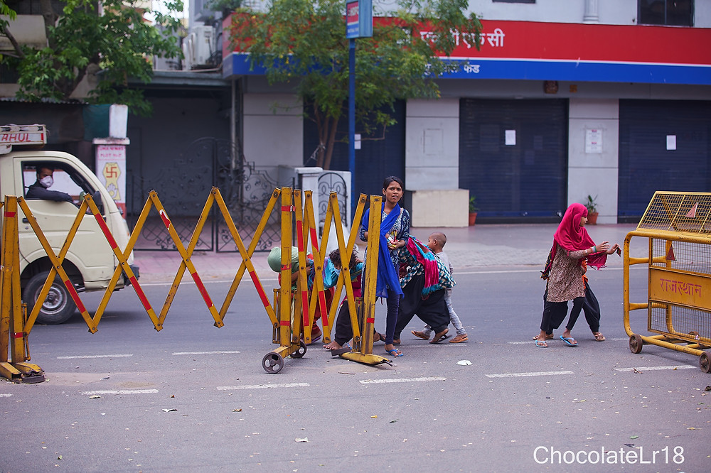 essential transport allowed in modified lockdown during pandemic