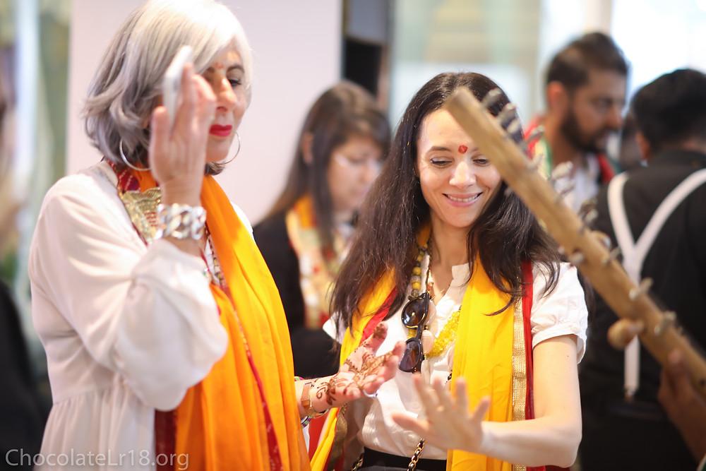 Loreal Paris president  Nathalie roos  in India